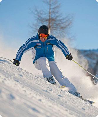 Горные лыжи Rossignol
