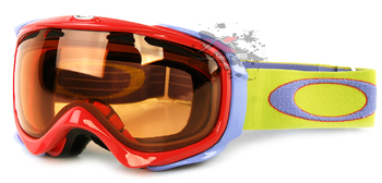 Маска Oakley Elevate Sunstet / Persimmon (2013)
