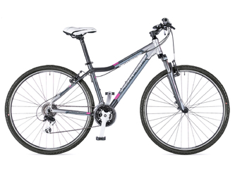 Велосипед MTB Author Stratos ASL Grey/silver/pink (2014)