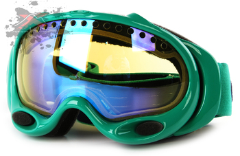 Маска Oakley A Frame MINT LEAF w/ H.I. YELLOW (2014)