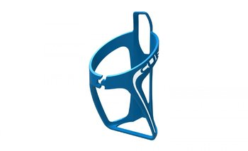 Флягодержатель Cube Bottle Cage HPP matt blue/white (2014)