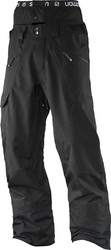 Штаны Salomon Foresight Pant Black (2014)