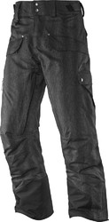 Штаны Salomon Zero Pant Black (2014)