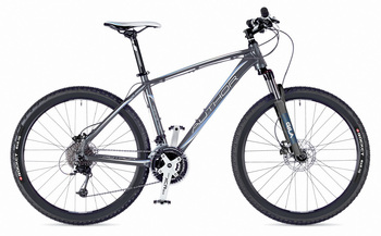 Велосипед MTB Author Pegas ASL 27.5 Temple Grey (Master Blue / White) / Temple Grey (2015)