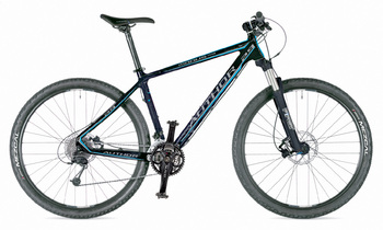 Велосипед MTB Author Modus 29 Carbon / Grande Azzuro / Black (2015)