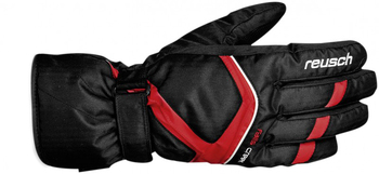 Перчатки Reusch Falls Creek R-TEX XT Black / red (2013)
