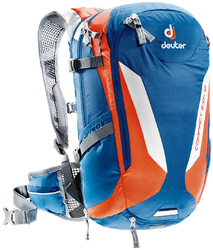 Рюкзак Deuter Compact EXP 12 Steel-papaya (2015)