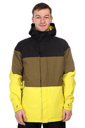 Куртка Burton ENCORE JACKET TOXIN BLOCK (2015)