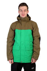 Куртка Burton TWC HEADLINER JACKET HICKRY/TURF/TRUE BLACK (2015)