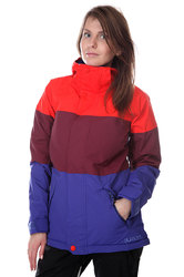 Куртка Burton RADIANT JACKET ARIES COLORBLOCK (2015)