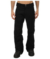 Штаны Burton CARGO TALL PANTS TRUE BLACK (2015)