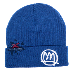 Шапка Lil Kings Classic Beanie Blue (2015)