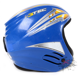 Шлем Б/У V3TEC Blue/Yellow (2012)