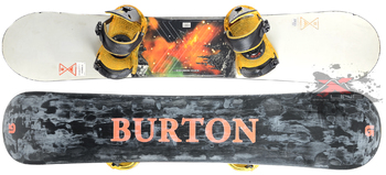Комплект Б/У Burton Progression 152 (2014)
