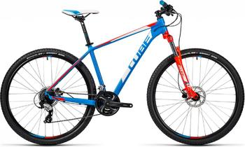 Велосипед MTB Cube Aim Pro 29 Blue´n´Flashred (2016)