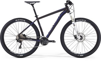 Велосипед MTB Merida Big.Nine 600 Matt-Brown(Blue/White) (2016)