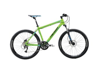 Велосипед MTB Merida Matts 6.40-D Matt-Green(Blue/Black) (2016)