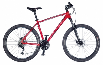 Велосипед MTB Author Spirit 27.5 Red/Black (2015)