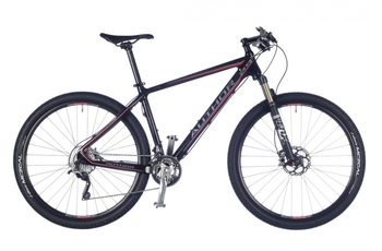 Велосипед MTB Author Sector 29 Black/Red (2015)