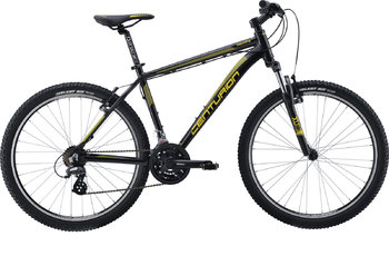 Велосипед MTB Centurion Backfire 20.26 (Mettalic black/yellow) (2016)
