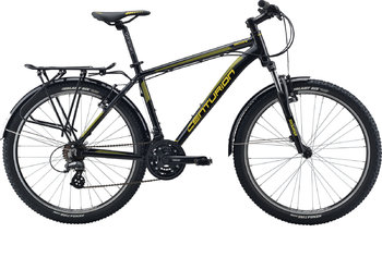 Велосипед MTB Centurion Backfire 20.26 EQ (Mettalic black/yellow) (2016)