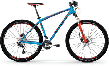 Велосипед MTB Centurion Backfire PRO 600.29 Electric Blue(Red/Black)  (2016)