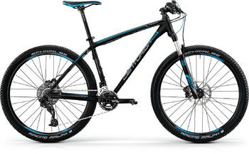 Велосипед MTB Centurion Backfire PRO 900.27 Matt Black(Grey/Blue) (2016)