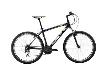 Велосипед MTB Merida Matts 6.5-V Black (Black/Team Edition) (2016)