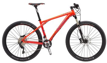 Велосипед MTB GT ZASKAR ELITE Orange (2016)