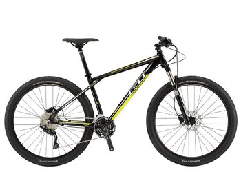 Велосипед MTB GT AVALANCHE EXPERT Gloss Black (2015)