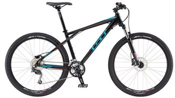 Велосипед MTB GT AVALANCHE COMP WOMEN Black (2016)
