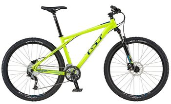 Велосипед MTB GT AVALANCHE SPORT	Yellow (2016)