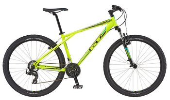 Велосипед MTB GT AGGRESSOR SPORT Yellow (2016)