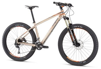 Велосипед MTB Mongoose RUDDY COMP 27.5+	Slt (2016)