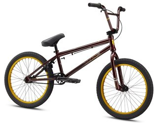 Велосипед BMX Mongoose LEGION L80 Teal Maroon (2016)