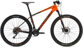 Велосипед MTB Norco Revolver 7.2 Orange / Black (2015)