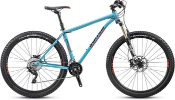 Велосипед MTB Jamis DRAGON 650 PRO Teal For Real (2016)