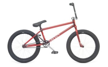 Велосипед BMX Wethepeople Volta Translucent Red (2015)