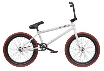 Велосипед BMX Wethepeople CRYSIS FREECOASTER White (2016)
