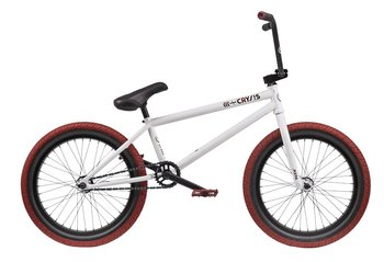 Велосипед BMX Wethepeople CRYSIS White (2016)