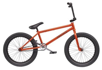 Велосипед BMX Wethepeople JUSTICE Orange (2016)
