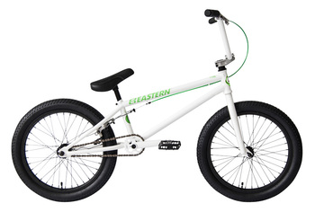 Велосипед BMX Eastern JAVELIN Gloss White (2016)