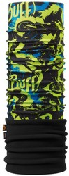Бандана Buff POLAR BUFF JUNIOR POLAR BUFF AIR CROSS / BLACK  (2016)