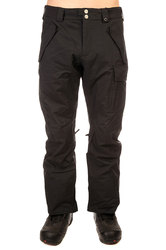 Штаны Burton MB POACHER INS PT TRUE BLACK (2016)