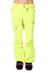 Штаны Volcom ELKO PANT YELLOW FLASH (2016)