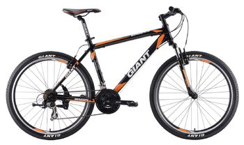 Велосипед MTB Giant Rincon LTD 26 Black/Orange (2016)
