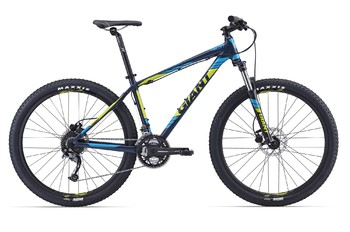 Велосипед MTB Giant  Talon 27.5 3 DARK BLUE (2016)