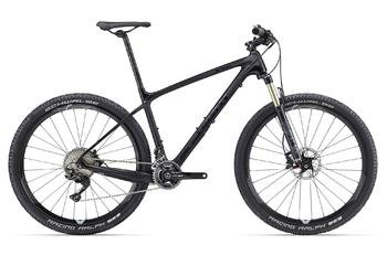 Велосипед MTB Giant XtC Advanced 27.5 1 Comp  (2016)