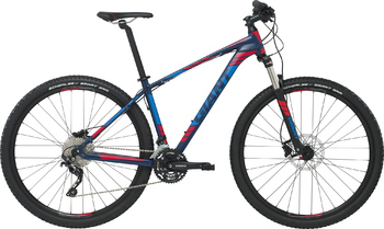 Велосипед MTB Giant Talon 29er 2 LTD Dark Blue (2016)