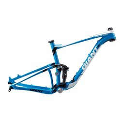 Рама Giant Anthem 27.5-FR Blue/White (2014)